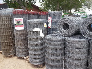 Field Fence Materials